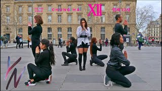 [KPOP IN PUBLIC PARIS] Chung Ha (청하) Gotta Go (벌써 12시) Dance Cover by Young Nation Dance
