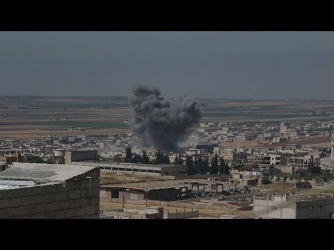 الجيش السوري يدخل مدينة خان شيخون ويقابل -بمقاومة شرسة-  - نشر قبل 3 ساعة