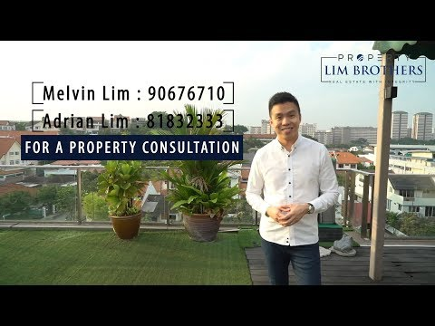 Flamingo Valley, 2293sqft, 3-Bedder Penthouse, Singapore Con