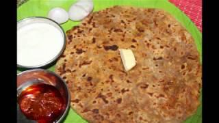 onion parata in kannada/iruli parata recipe in kannada