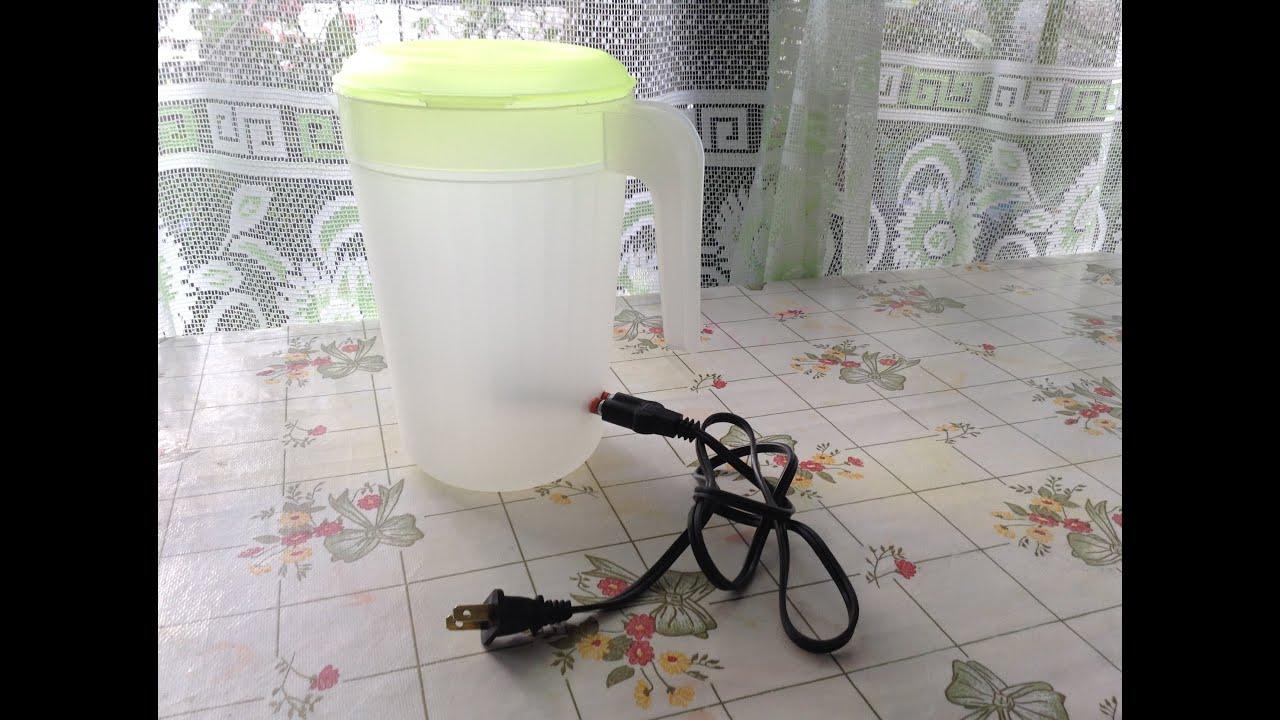 Como hacer un calentador de agua electrico muy facil y for Como construir una pileta de agua