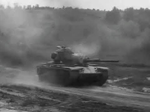 M60 Tank & M113 Armored Personnel Carrier