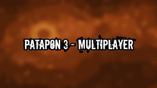 Patapon 3 - Multiplayer