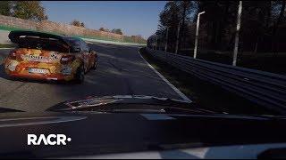MONZA RALLY Review - Luca Pedersoli - Citroen C4 WRC RACR 18/11/18