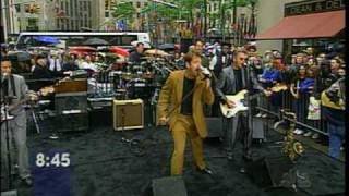 """""""Huey Lewis and The News"""" NBC Today Show concert May 30th 1997 """"Hea..."""