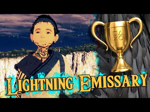 🏆 Lightning Emissary / Pokec #16 / RAEW CZ / and Beast Friends Forever Trophy