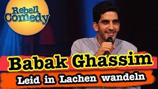 Babak Ghassim – Leid in Lachen wandeln mit Alchemie