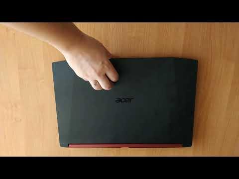 Acer Nitro 5 (AN515-53) Обзор отзыв, разбор и анализ!)