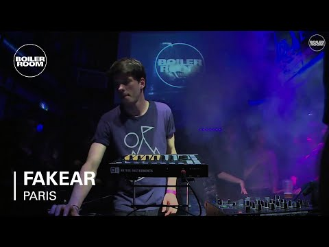 Fakear Boiler Room Paris live set