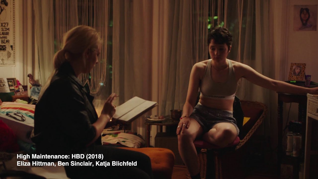 """Download """"The Anticipation is So Much Better Than the Actual Thing"""" - High Maintenance: HBD (2018)"""