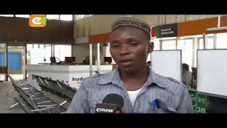 Vituo vya Huduma Centre vilifunguliwa Jumapili kuruhusu watu wachukue vitambulisho