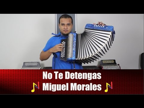 Tutorial Acordeon No te detengas