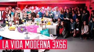 La Vida Moderna 3x66...es dejarle a los Reyes Magos Red Bull y un cargador de móvil