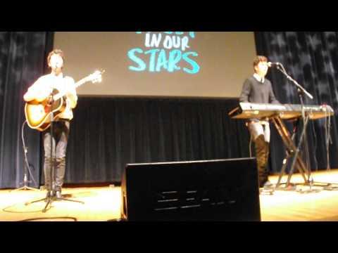 Crazy Car (Live) - Nat and Alex Wolff