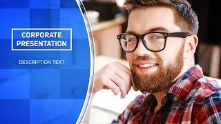 Elegant Corporate Presentation Slideshow in After Effects - Complete After Effects Tutorial