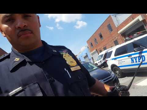 First Amendment Audit Wrongful Arrest by NYPD