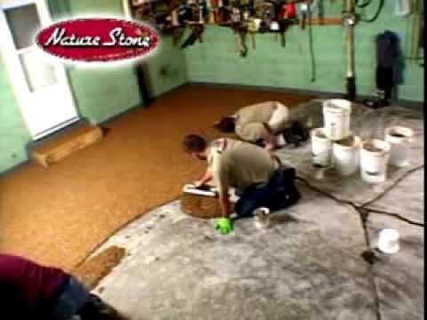 Nature Stone® Garage Floor Video