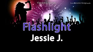 "Jessie J.  ""Flashlight"" Instrumental Karaoke Version without vocals and lyrics"