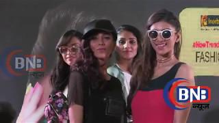 Spectacular fashion show with indian super model  इंडियन ब्यूटी फैशन शो विथ सुपर मॉडल