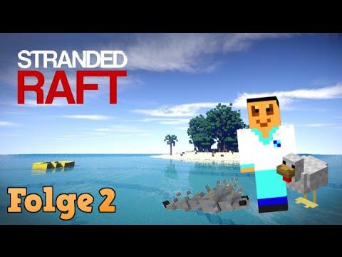 Stranded Raft [S01E02] Wir wohnen im Schiffswrack ★ Let's Play Stranded Raft | PulcatorTV