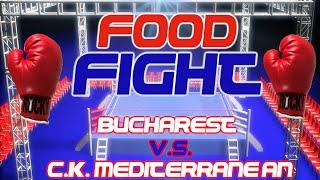 Food Fight (episode 1): Chicken Shawarma Showdown