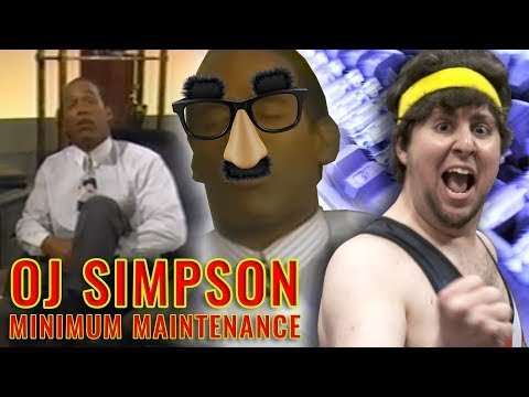 JT FITNESS: Sweatin' it out with OJ - JonTron