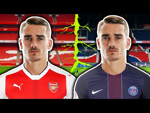PSG & Arsenal Battle For €100m Antoine Griezmann! | Transfer Talk
