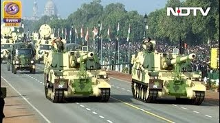 India's Military Might On Display At Grand Republic Day Parade
