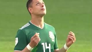 México va Brasil RUSIA 2018 previo