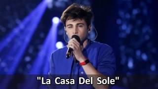 Riki - La Casa Del Sole (demo Karaoke)