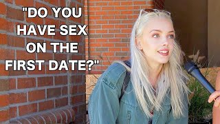 'Do You Have Sḛx On The First Date?' | Adrian Gee