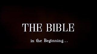 """La Bible : """"Au Commencement des temps..."""" (1/5)"""