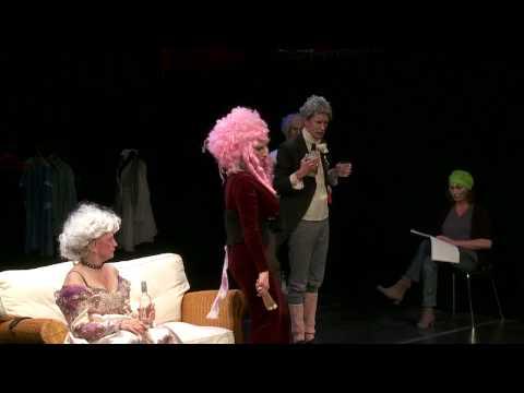 streaming theatre hamburg: MAKING OF LADY BURNOUT