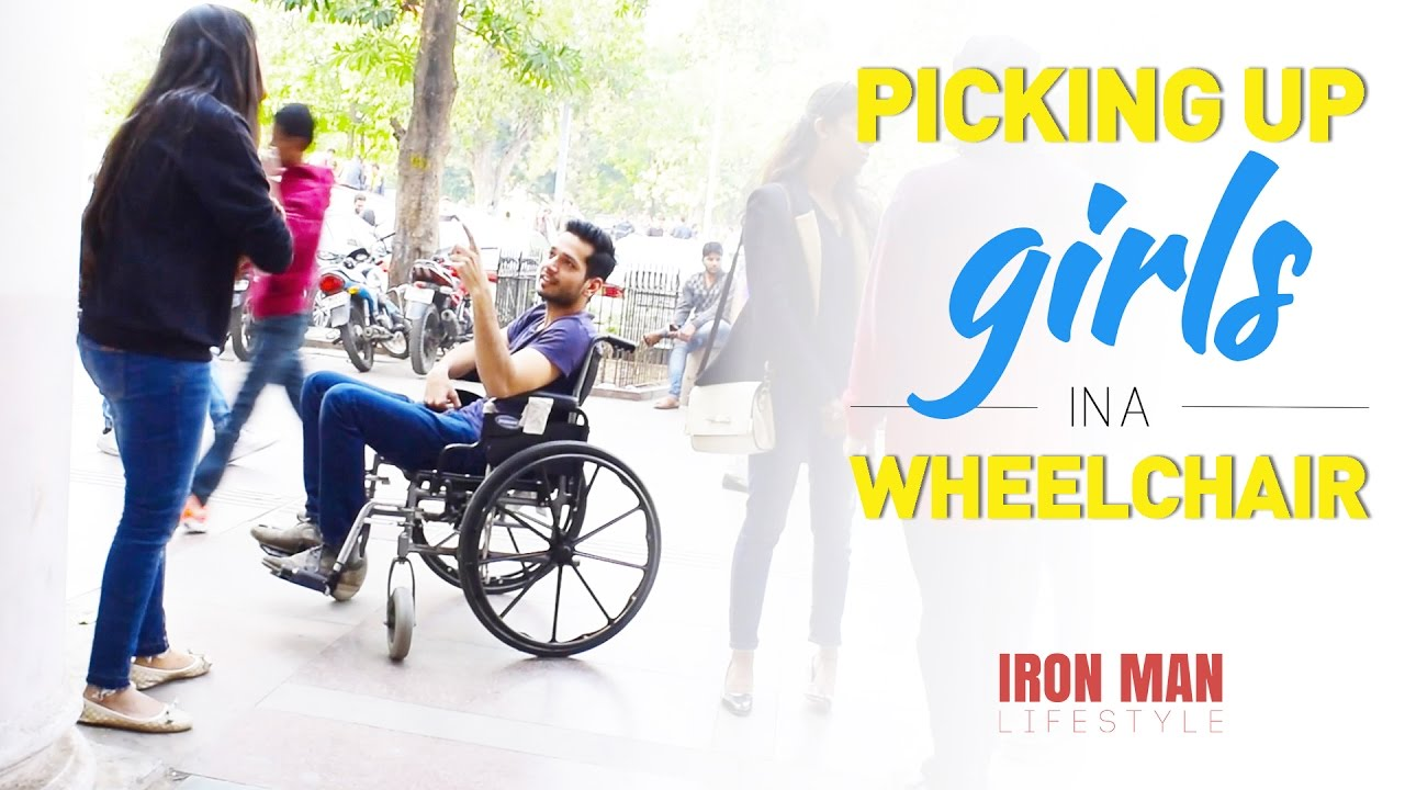 Tips for hookup someone in a wheelchair