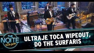"Ultraje a Rigor toca ""Wipeout"", da banda The Surfaris"