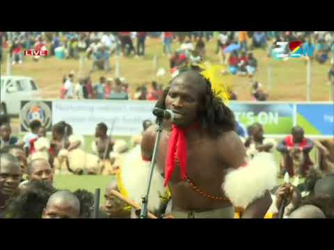 Cultural Proceedings Of The Ingwenyama Cup Final 2019