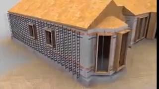 видео Строительство монолитных домов