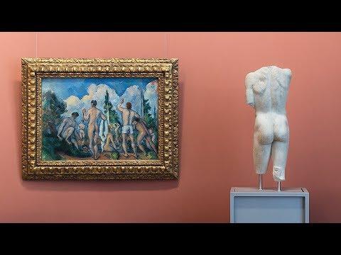 Jasper Sharp über Cézanne und die Antike