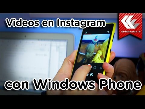 Sube videos a instagram desde Windows Phone con 6tag - Duration: 2:12. free Download :popular-software.com