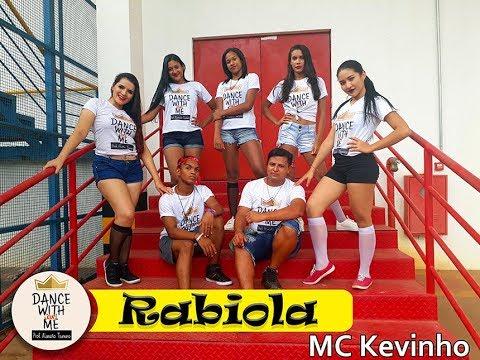 MC Kevinho - Rabiola- Coreografia Tiago Montalti com Adaptações Cia DWM