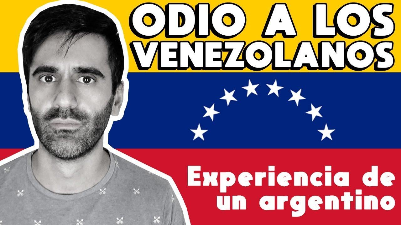 Resultado de imagen para ODIO A LOS VENEZOLANOS, ODIO A VENEZUELA ? EXPERIENCIA SOBRE VENEZUELA ⚠️ COMO SON LOS VENEZOLANOS