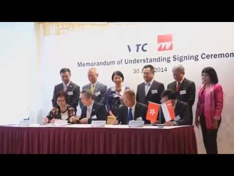 VTC-ITE Memorandum of Understanding Signing Ceremony