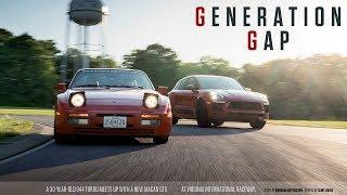 Generation Gap: 944 Turbo vs. Macan GTS