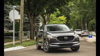 2018 Mazda CX 5  Performance and Driving Impressions Review