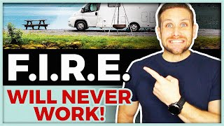 Reasons To Dislike Financial Independence Retire Early - The FIRE Movement