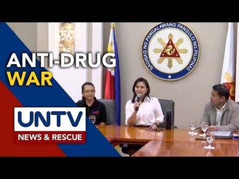 President Duterte to invite VP Robredo to talk about drug war