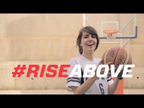 Iraqi Women's Basketball Team - #RISEABOVE
