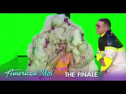 Katy Perry & Daddy Yankee Collab For CRAZY Idol Finale Performance American Idol 2019