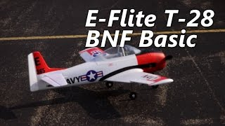 e flite t 28 bnf basic fun fly