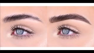 Fluffy Eyebrow Routine | Benefit Brow Products